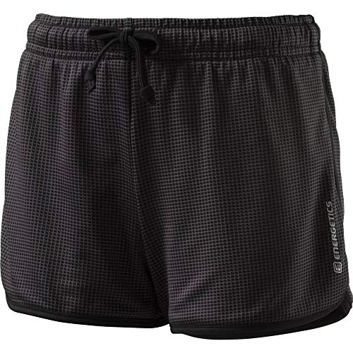 ENERGETICS Mädchen Kachira Shorts, Black Night, M