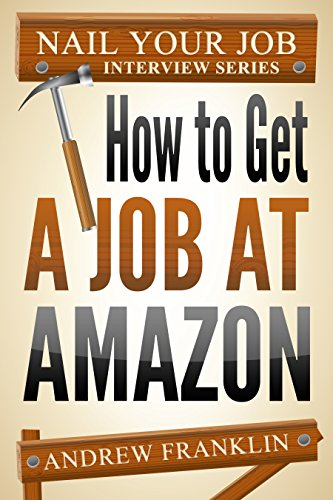 How To Get A Job At Amazon