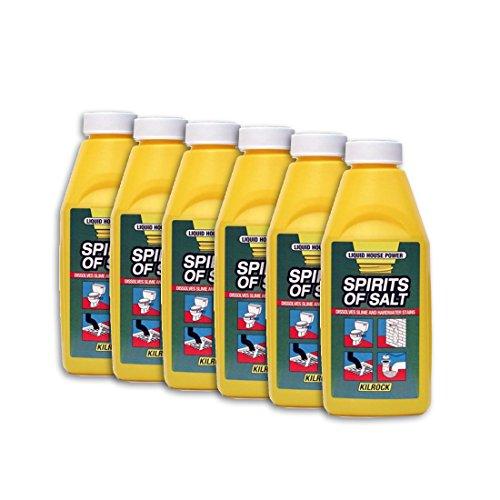 6 x Kilrock Geesten Van Zout - 500ml (Totaal 3 liter)