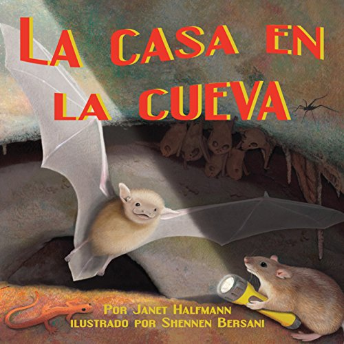 La Casa en la Cueva [The House in the Cave]  Audiolibri