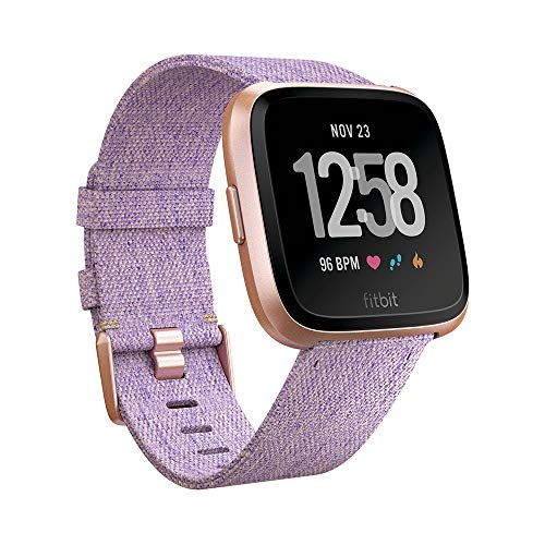 Fitbit Versa - Reloj Deportivo Smartwatch - Edición Especial - Unisex Adulto