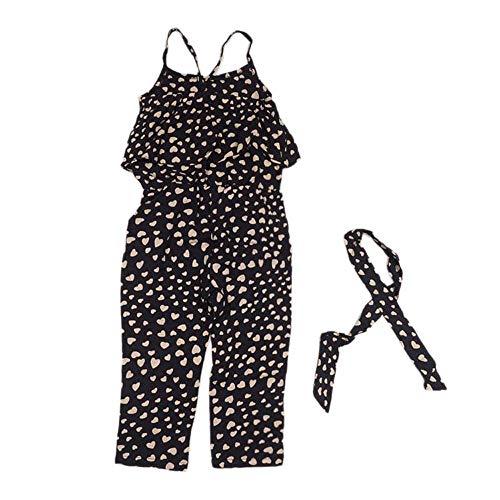 Weant Baby Kleidung Mädchen Outfits Sets Leibe Drucken Mode Prinzessin Partykleid Sommerkleid Prinzessin Kleid Kinder Kleider Baby Bekleidungssets Neugeborenen Bekleidungset 0-6 Monate