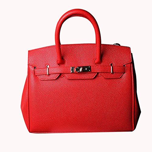 Stijlvolle mode trendy PU leer vrouwen handtas Cross Body Messenger Bag