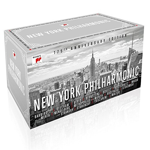 New York Philharmonic  Cofanetto Celebrativo [65 CD]