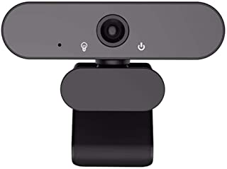 NOV8Tech Full HD 1080p Webcam Web Camera Plug & Play USB with Microphone for Video Conference, Live Streaming, Video Calli...