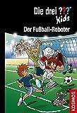 Die drei ??? Kids, 75, Der Fußball-Roboter: mit Wackelbild-Cover