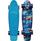 Penny Cruiser Skateboard Mixte Adulte, Mixte Adulte, Multicolore, 22