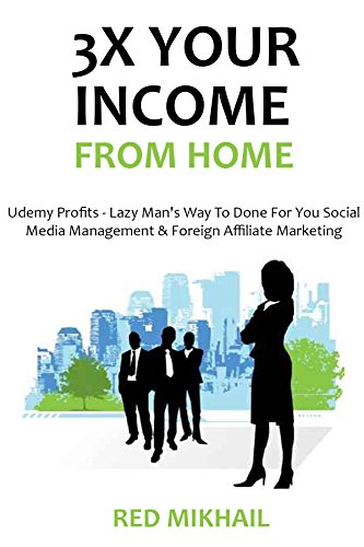 II5 Book] Free Download 3X YOUR INCOME FROM HOME BUNDLE