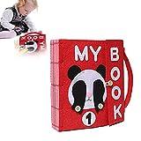 AimdonR, libro per bambini fatto a mano, per lo sviluppo cognitivo, libro educativo, pedagogico, libro giocattolo