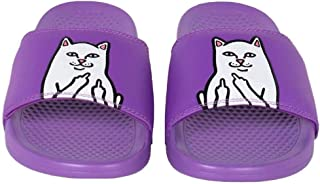 Lord Nermal Slides Purple