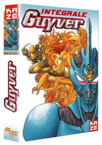 Guyver - Intégrale réédition