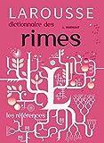 Dictionnaire des rimes - Larousse - 14/06/2006