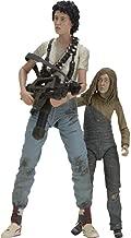 Aliens Ripley e Newt 2 Action Figure Neca Preto