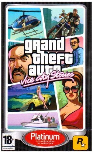 Take 2 GTA : Vice City Stories - Platinum by 2K