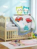 Chic Home Premium Cotton Softest Baby Blanket Quilt 04-10 Years (Transport)