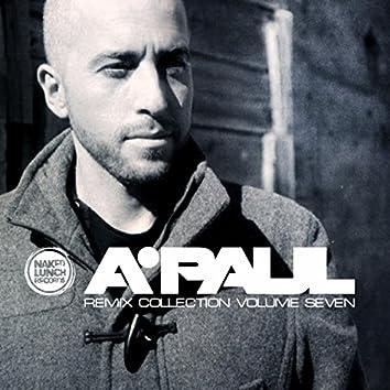 A.Paul Remix Collection, Vol. 7