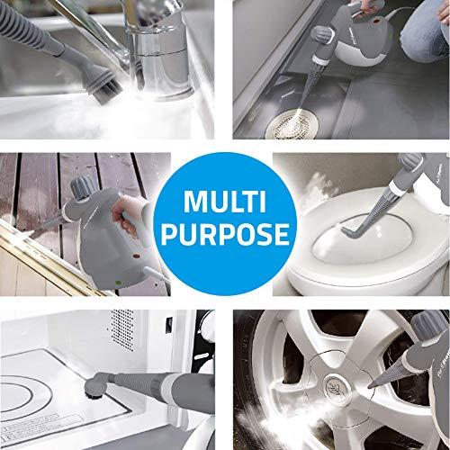 PurSteam World's Best Steamers Pressurized Cleaner