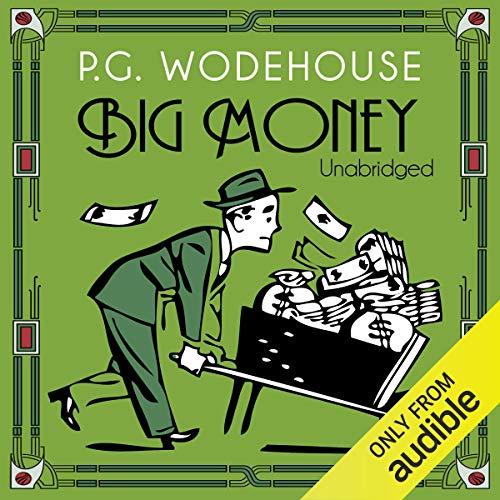 Big Money audiobook cover art