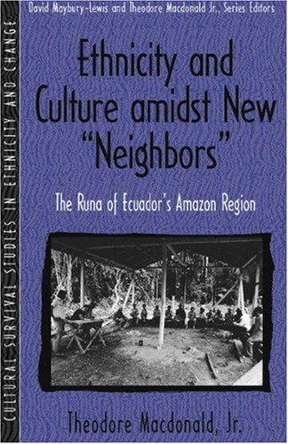 Ethnicity and Culture Amidst New