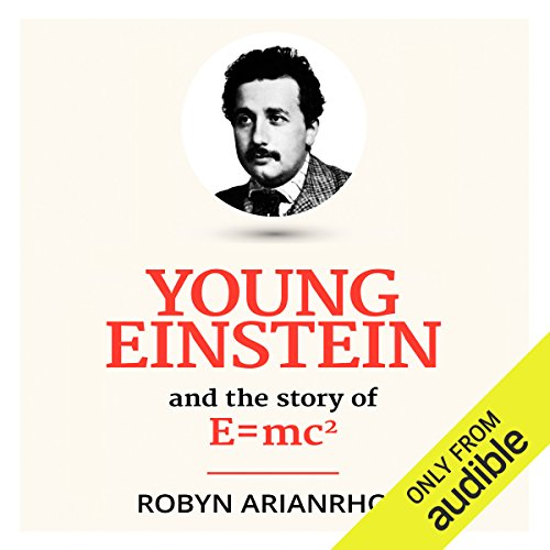 Young Einstein audiobook cover art