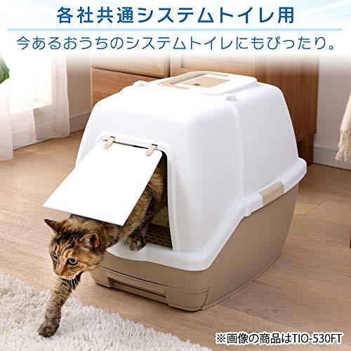 アイリスオーヤマ『システム猫トイレ用脱臭シートクエン酸入り』