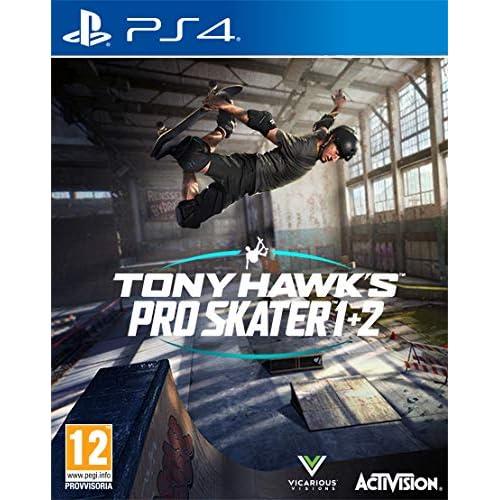 Tony Hawk´s Pro Skater 1+2 - PlayStation 4