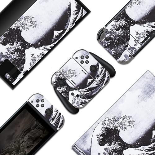 BelugaDesign Wave Switch Skin | Cool Sticker Wrap...