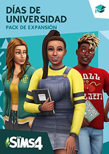 Sims 4 - Días de Universidad [Expension Pack 8] Standard | Código Origin para PC