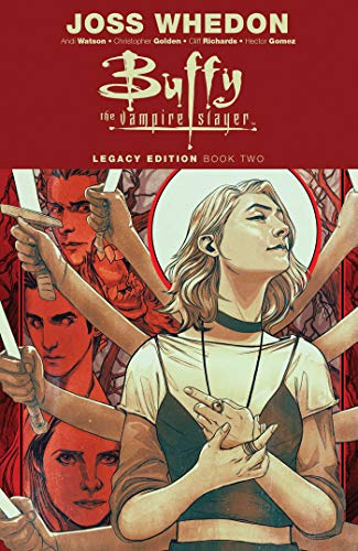 Buffy the Vampire Slayer Legacy Edition Book Two