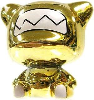 GoGo's Crazy Bones - Loose Figure - Gold Tin Series 1 - GOLD MOLLY