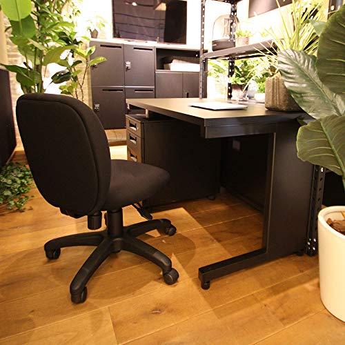 プラスデスクチェアオフィスチェアNEXISC01ブラックKC-NX61SLBK601058