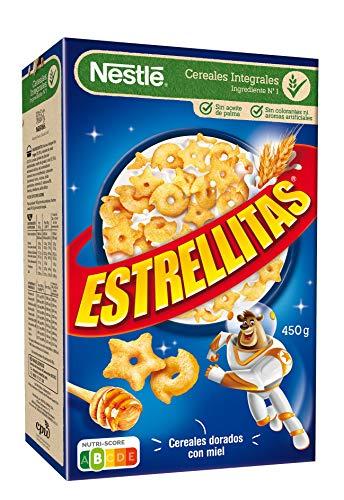 Cereales Nestlé Estrellitas - 1 paquete de 450 g