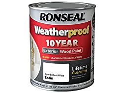 Ronseal Exterior Wood Paint
