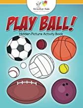Play Ball! Hidden Picture Activity Book