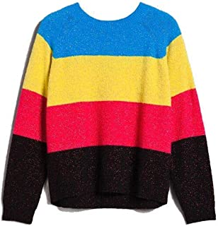 MY TWIN Luxury Fashion Womens 192MT317004472 Multicolor Sweater | Fall Winter 19