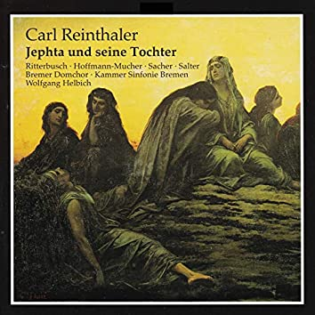 Jephta und seine Tochter
