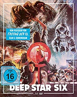 Deep Star Six (Mediabook B, Blu-ray + DVD)