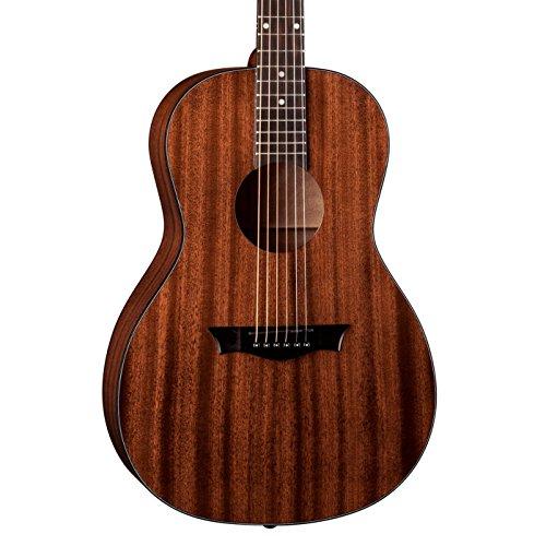 Dean AXS Parlor Acoustic Guitar, Mahogany