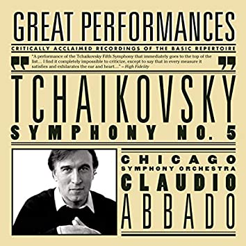 Tchaikovsky: Symphony No. 5 in E Minor, Op. 64 & The Voyevoda, Op. 78