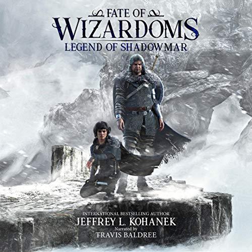 Couverture de Wizardoms: Legend of Shadowmar