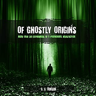 Of Ghostly Origins audiobook cover art