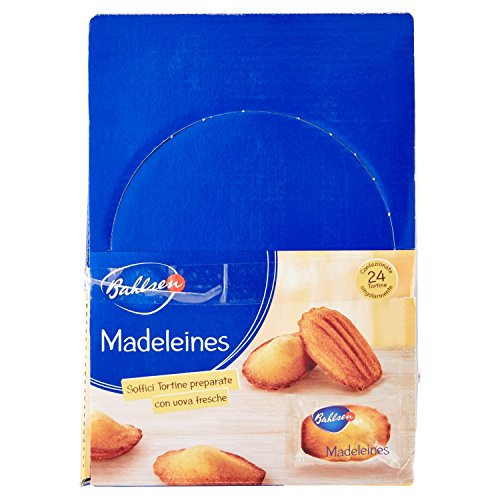 Bahlsen Madeleines Display - 504 G