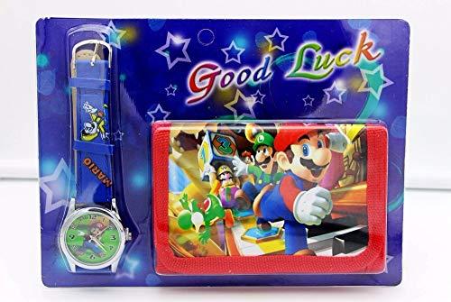 MIAOGE Orologi Orologi da Polso Regalo da Polso per Bambini al Quarzo Regalo di Natale per Bambini