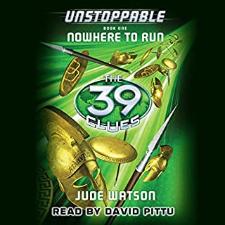 The 39 Clues: Unstoppable cover art