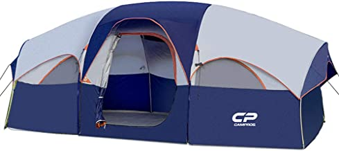 HIKERGARDEN CAMPROS Tent-8-Person-Camping-Tents,...