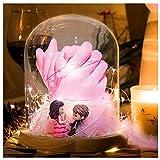 TQIU Gipsabdruck Set Hand und fuß 3D Handabdruck Set Kind Erwachsene Paar 2 hände 3D fussabdruck...