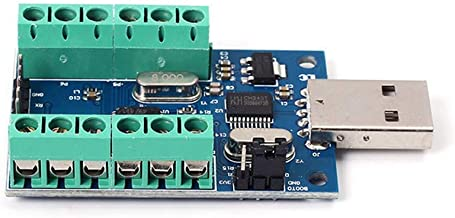 WINGONEER® USB Interface 10 Channel 12Bit ADC Data Acquisition STM32 UART Communication ADC