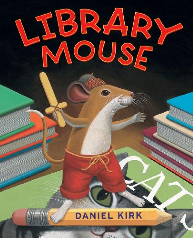 手首お手入れ起業家Library Mouse (English Edition)