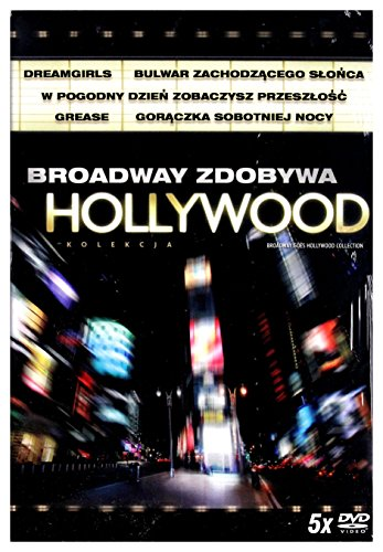 Grease / Saturday Night Fever / Sunset Blvd. / Dreamgirls / On a Clear Day You Can See Forever [Region 2] (IMPORT) (Keine deutsche Version)