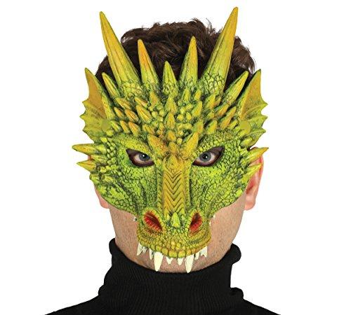 Guirca Careta foam máscara dragón Talla única 2414.0